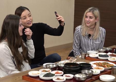 '서울메이트' 구하라, 한류 팬 게스트 위해 케이팝 스타와 깜짝 전화연결!