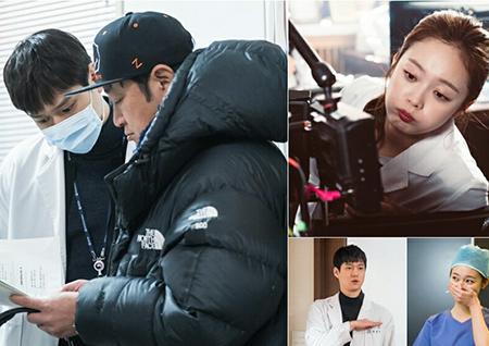 '크로스' 열혈 촬영비하인드컷 공개! #케미 #열일 크로스