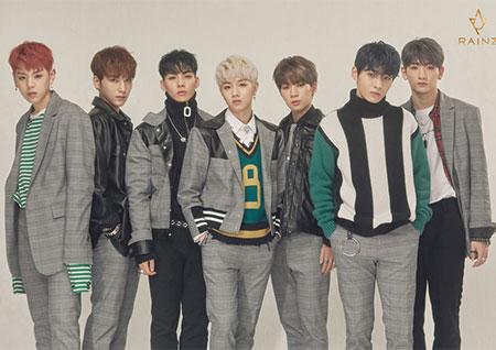 레인즈, 스페셜 타이틀곡 'Somebody'로 활동의 포문 연다!