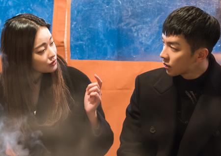 '화유기' 이승기-오연서, 포장마차 데이트 포착! 애틋한 눈빛··· 무슨 일?!