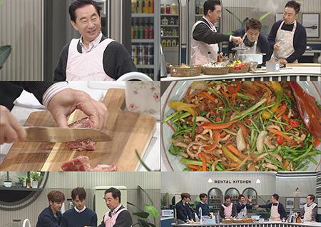 '우리가 남이가' 첫회 게스트 김성태 의원, 도시락 주제로 화합의 음식 '잡채' 선택