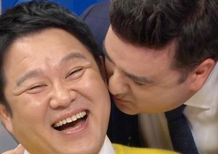 '라디오스타' 샘 해밍턴, 子윌리엄 '인기 질투'&김구라에 볼 뽀뽀...웃음폭탄 예고!