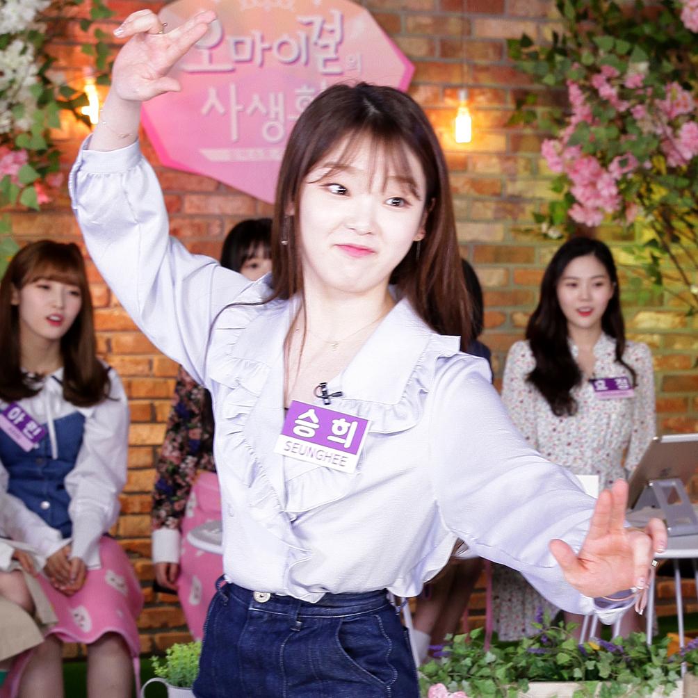 [비하인드①]귀엽고 예쁜데... 살벌한 반전!! 오마이걸의 철권 대결!(해요TV-오마이걸의 사생활 2화)