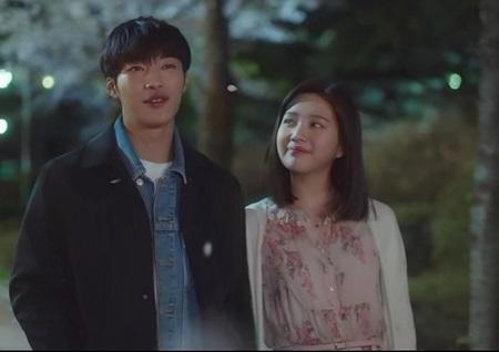 '위대한 유혹자' 우도환-박수영(조이), 애틋 사랑 재결합...'악동즈' 관계는 파국