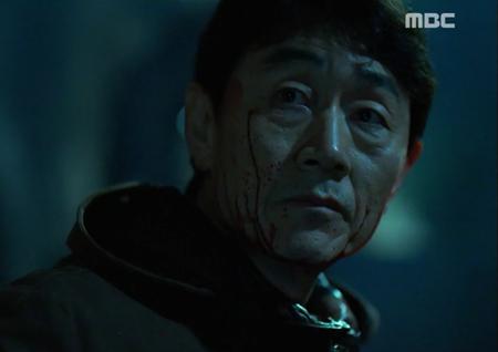 '이리와 안아줘' 서정연, 허준호 살인 현장 목격…싸이코패스 본성 드러낸 허준호, '섬뜩'