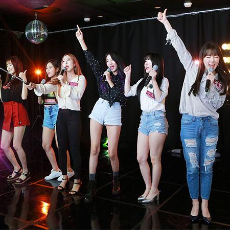 [B하인드] 여자친구, '둠칫 두둠칫 ♬' 여친이들과 신나는 노래방타임(해요TV-여자친구의 사생활) - ④