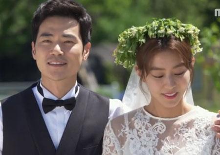 '데릴남편 오작두' '축 결혼' 김강우-유이, 우연한 인연이 평생 부부의 연으로!