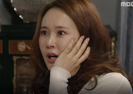 """'전생에 웬수들' 이상숙, 최수린 뺨 때리며 분노 폭발! """"최윤영이 내 딸이잖아!"""""""
