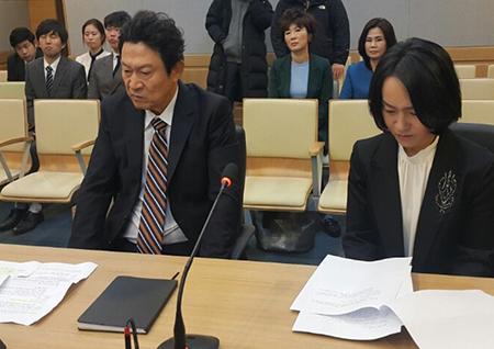 '미스 함무라비' 김응수, 분노하는 아버지 役 특별 출연.. 김명수와 호흡