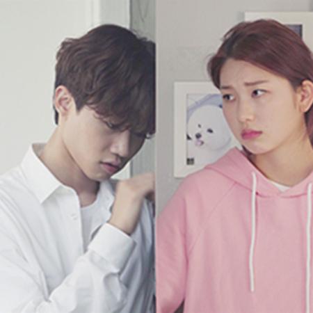 웹드라마 '두부의 의인화' 박지빈-켄-김진경, 케미폭발 티저 영상 공개