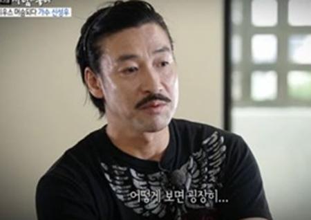 '사람이 좋다' 터프가이 신성우, 결혼 후 육아 전념 '호평'··· 동시간대 시청률 1위!
