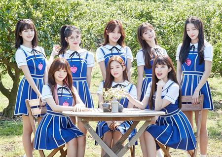 프로미스나인, 팬들 위해 '22세기 소녀' 스페셜 활동 돌입