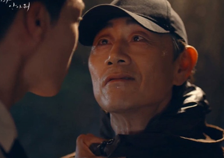 '이리와 안아줘' 장기용 vs 허준호, 마지막 결전 펼친다! 진기주의 운명은?