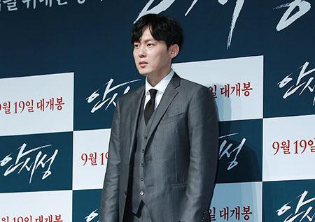 [포토] '안시성' 박병은, 믿고 보는 배우