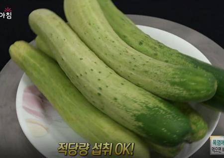 폭염에 '쓴 오이' 속출! 쓴맛 나는 원인과 제거법 공개