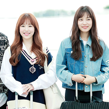 [포토] 윤소희-레이첼, 상큼한 미소