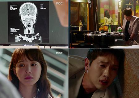 '사생결단 로맨스' 지현우, 이시영 유혹 거절한 이유? 눈물의 이별 현장 포착