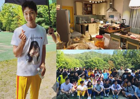 "[SNS는 지금!] '사생결단 로맨스' 이시영, ""없어지는 세트장 너무 쓸쓸해 보여"""