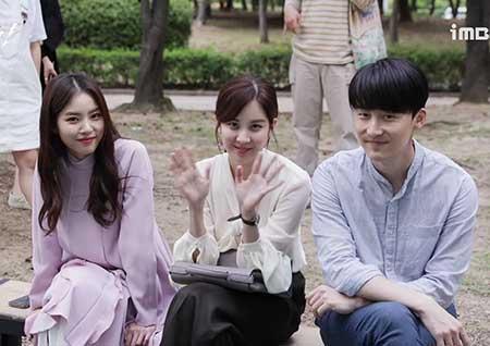 """[끝터뷰] '시간' 서현-김준한-황승언, """"여러분도 행복한 시간이었길…"""" 마지막 인사"""