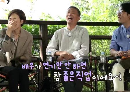 """'토크 노마드 - 아낌없이 주도록' """"한에리 때문에"""" 출연 결심한 게스트 김민식 PD!"""