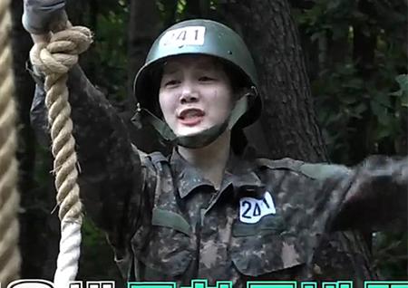 '진짜사나이300' 유격훈련 열외 반복에 시청자 '웃음+안타까움'