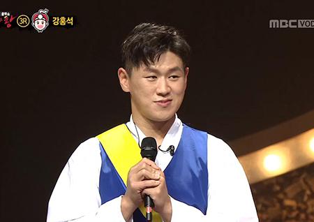 '복면가왕' '사물놀이소년' 정체는 신스틸러 배우 강홍석 '반전'
