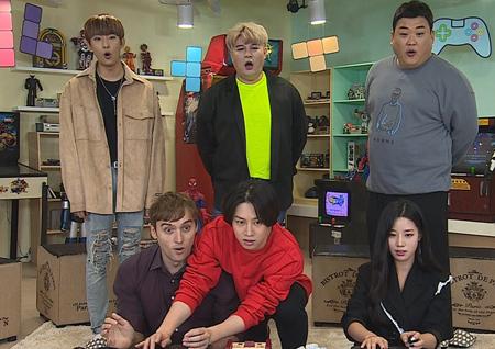 '비긴어게임' 김희철·신동·김준현·기욤·공찬·조현 MC 확정! 11월 2일(금) 첫 방송!