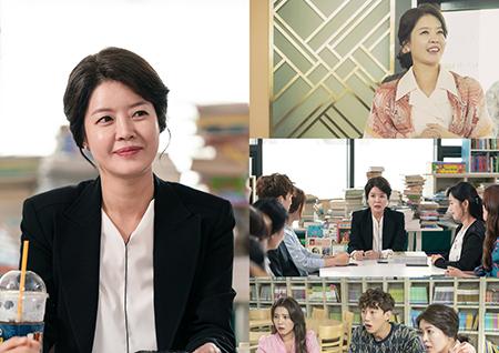 '내뒤에 테리우스' 김여진, 카리스마+코믹 연기 모두 장악! 감초 역할 톡톡!
