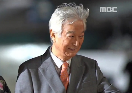 '사람이 좋다' 故강신성일, 의료진과 동행한 마지막 부산국제영화제…뒷이야기 공개
