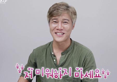 """[첫터뷰] '나쁜형사' 박호산, """"저 미워하지 마세요"""" 특급 애교로 전하는 당부"""