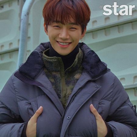 """준호 """"2PM 멤버들, 10년 함께 해도 떨어져 있으면 보고 싶어...연기 잘한다는 말은 과분한 칭찬"""""""