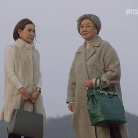 """'내사랑 치유기' """"네 거다"""" 반효정 마음이 버거운 정애리!"""