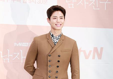 '남자친구' 박보검, 캐릭터 해석하다가도 감사함을 느끼는 남자