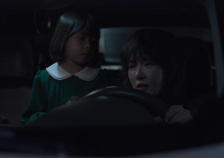 """'붉은 달 푸른 해' """"나는 그 아이를 알아""""…김선아, 환영 속 녹색소녀 정체 기억했다! '충격'"""