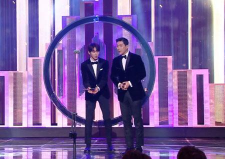 """'2018 MBC 연기대상' '남자 신인상' 김경남-이준영! """"초대만으로도 과분했는데"""""""
