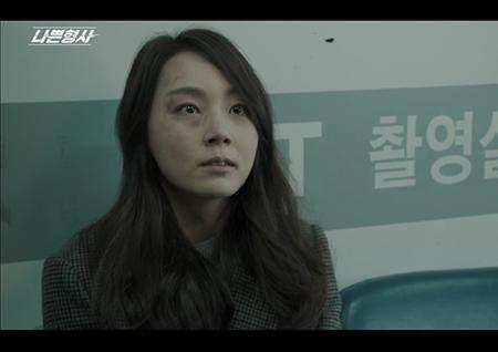 """'나쁜형사' 정다원 """"경찰은 어디서 뭐 했느냐"""" 눈물 열연…몰입도 상승"""