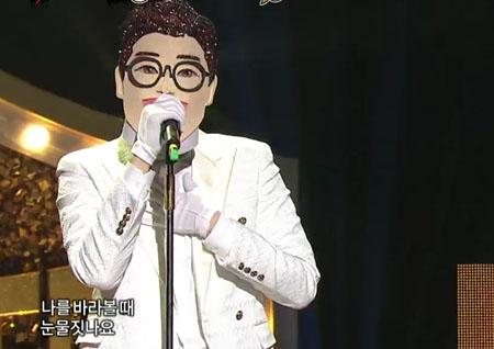 '일밤-복면가왕' '성주신 김성주'의 정체는? 개그맨 추대엽!
