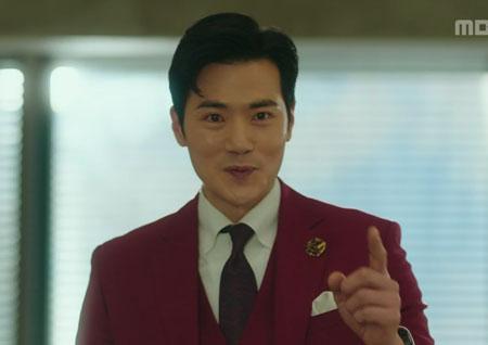 '아이템' '대참사' 계획하며 즐거워하는 김강우!