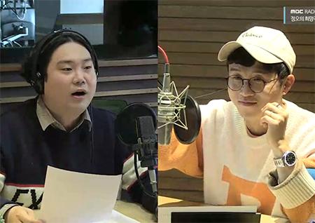 """'정희' 박성광 """"송이 매니저, 유재환과 닮은 꼴? 우울감 느껴"""""""