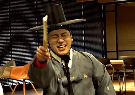 '전참시' 이승윤, '천상계 그랜드 마스터'와 특급 만남! 예상치 못한 러브콜에 얼떨떨!