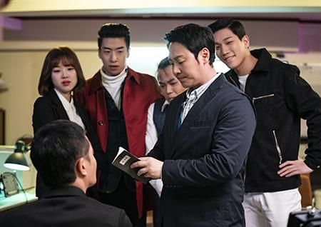 '특별근로감독관 조장풍' 김동욱X김경남, 웃음만발 콤비 플레이 예고