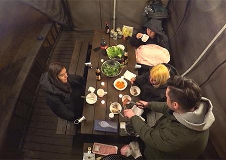 """'어서와 한국은' 칠레 남매들의 감성 충만한 밤 """"가족들과 함께 행복해"""""""