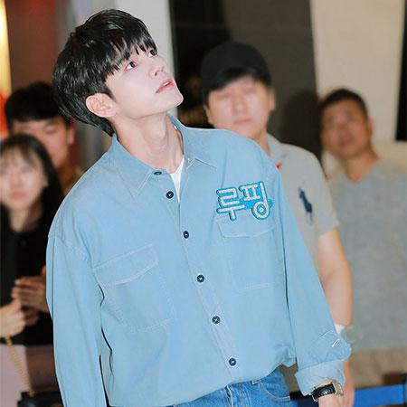 [B하인드] 옹성우, '미모에 충성충성' 참각막 된 기분