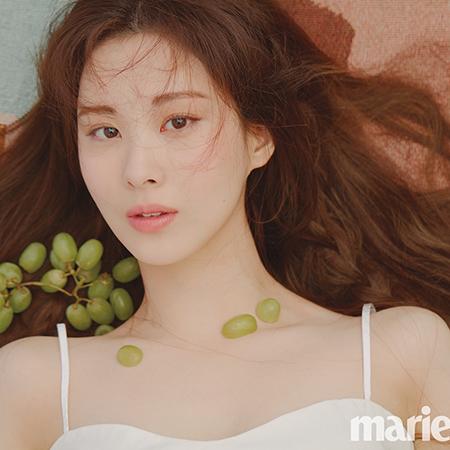 서현, 미리 만난 초여름의 싱그러움