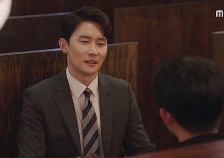 '봄밤' 김준한, 한지민의 이별 선언에 '충격'… 시청자 공감 불렀다