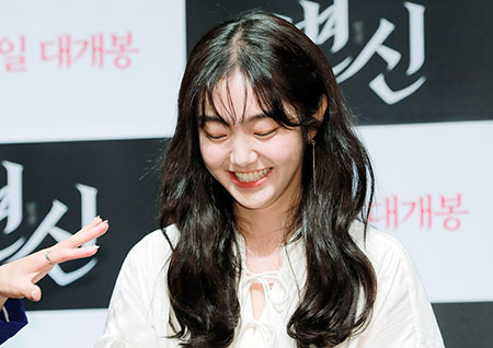[포토] '변신' 김혜준, 청순 미소