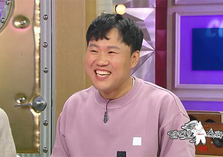 '라디오스타' 김용명, 제작진에게 친필 편지 쓴 사연?! 4MC 엄지 척!