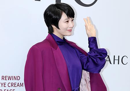 [포토] 김혜수, 여배우의 품격