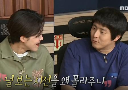 """'나 혼자 산다' 기안84의 시선이 향한 곳은? """"손담비 아닌 장도연"""""""