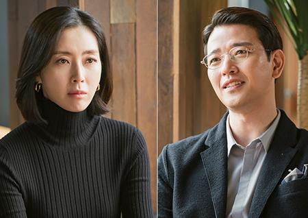 '우아한 친구들' 송윤아X배수빈, 유준상도 몰랐던 과거?